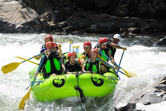The No. 1 family rafting trip in California this summer will be the South Fork American River in the Coloma area of the Sierra foothills