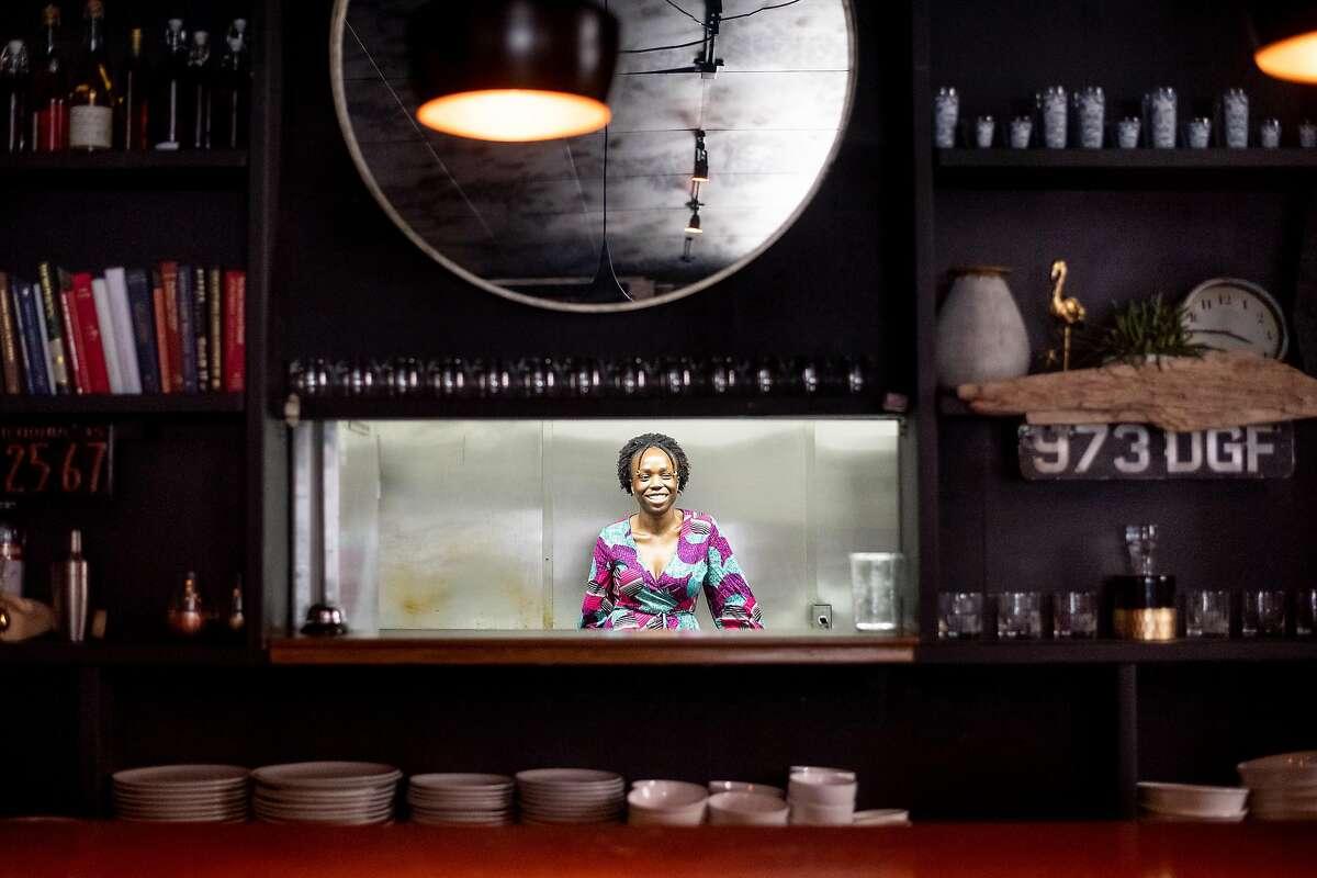 Simileoluwa Adebajoquit her job in finance to launch Eko Kitchen in San Francisco.