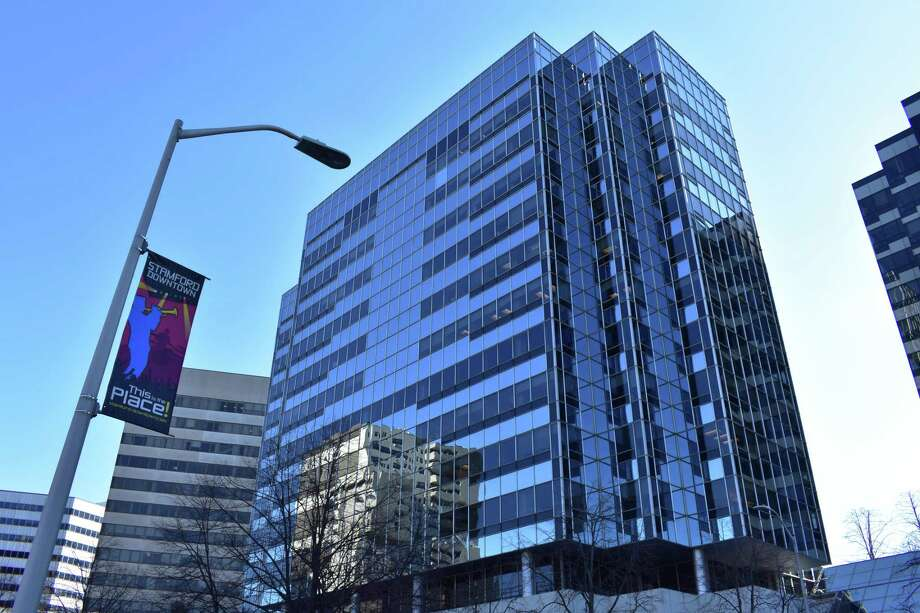 Aerospace and defense parts maker Hexcel, a Fortune 1000 company, has announced that it will merge with Fort Collins, Colo.-based Woodward. Hexcel is based at this building, at 281 Tresser Blvd., in downtown Stamford, Conn. Photo: File Photo