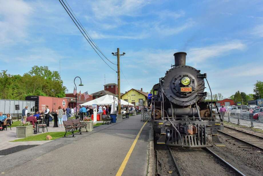 In response to a recent uptick in dangerous behaviors near rail lines, the Essex Steam Train is hosting a railroad safety seminar at 7 p.m. Tuesday at Essex Station. The purpose of this event is to educate the public about railroad safety and precautions that should be taken near active rail lines Photo: Contributed Photo /