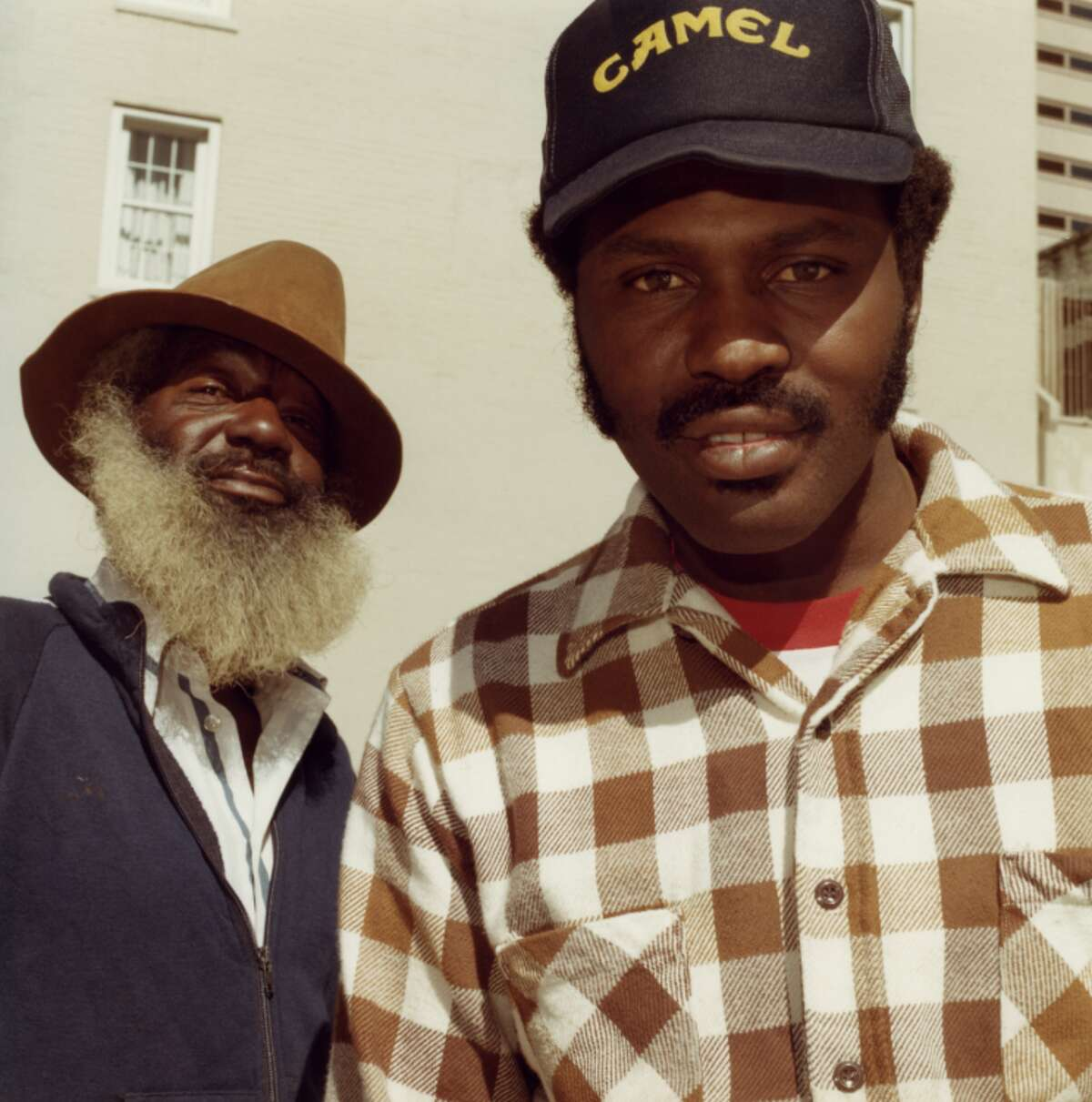 Elbert Howze, a Vietnam veteran and former Houston Center of Photography fellowship winner, captured hundreds of images of Houston and various veteran parades, war demonstrations and travels around the country before his death in 2015, according to the Center for Photography website. Among his work was a photo book titled Fourth Ward, which included portraits of dozens of residents in the historic neighborhood in 1985. The portraits are currently featured in an exhibit at the Houston Center of Photography, titled Motherward. (Source: Elbert Howze, from the exhibition Motherward, 1985, courtesy of Houston Center for Photography)