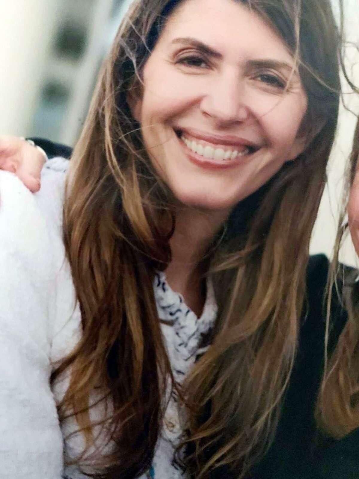 File photo of Jennifer Dulos.