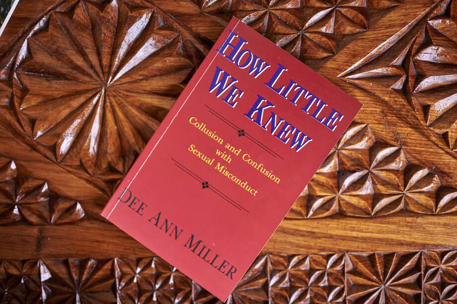 "Dee Ann Miller wrote a book published in 1993 titled, ""How Little We Knew"" that detailed the abuse allegations made by four missionary family members against fellow missionary Gene Kingsley. Kingsley was never prosecuted. Photo: Earl Richardson/Contributor"