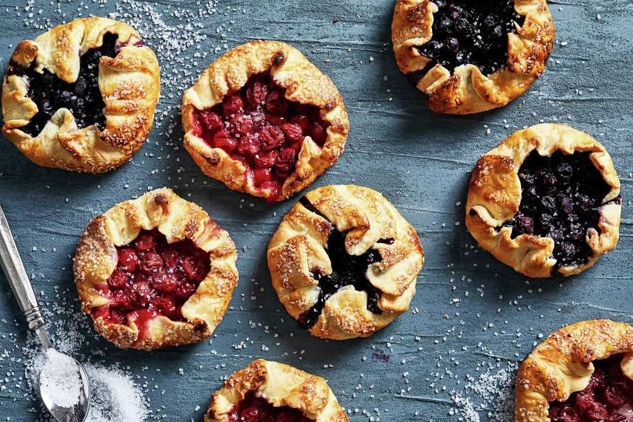 For breezy summer entertaining, these hand-held galettes are easier to make than pie