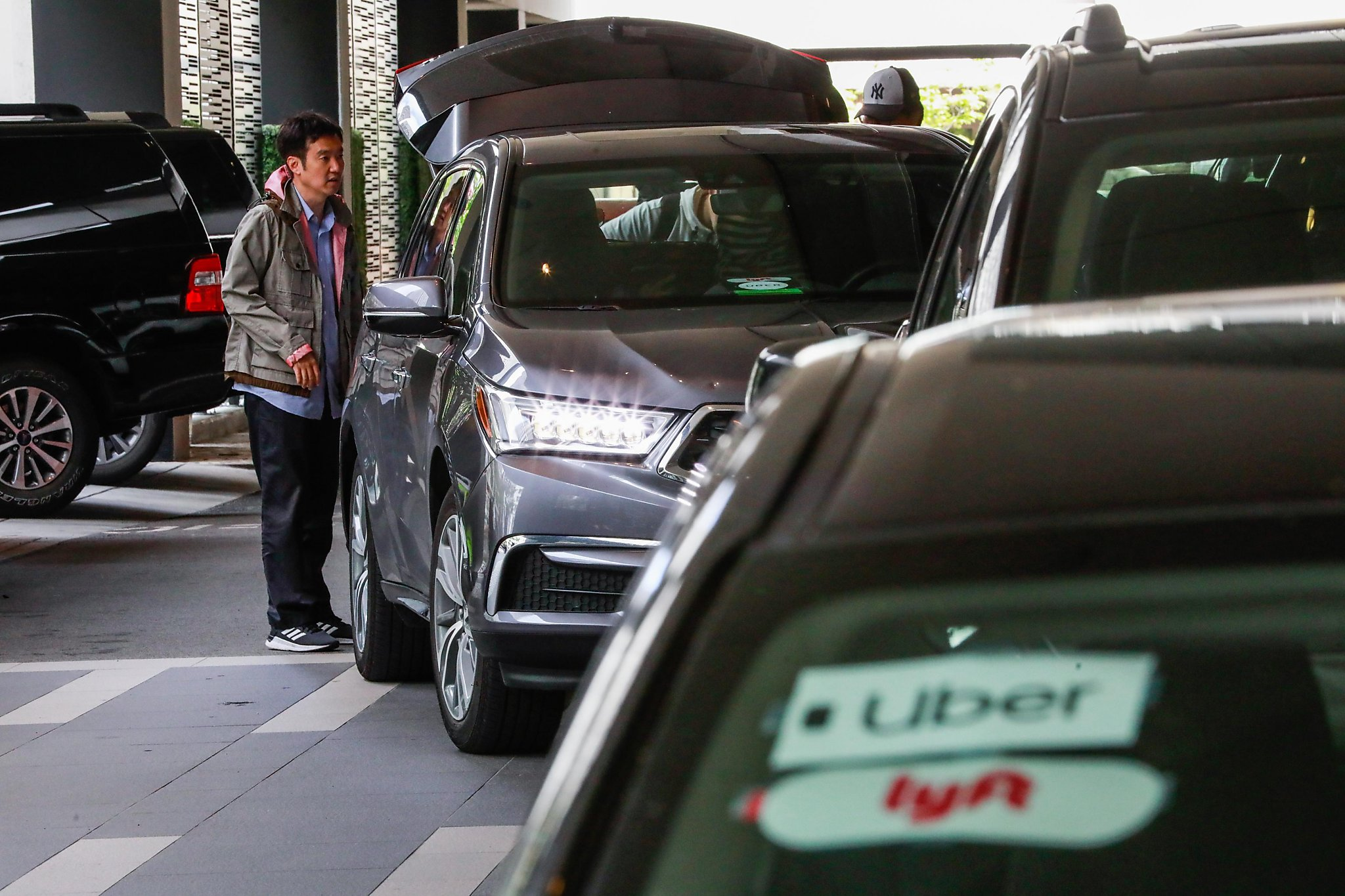 Open Forum: Driving for Uber, Lyft, GrubHub and others is