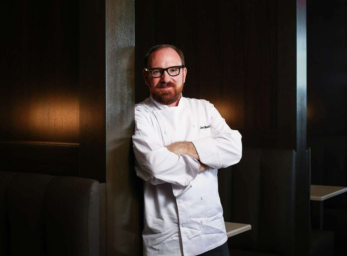 Chef Jon Buchanan of Third Coast Restaurant in Texas Medical Center.