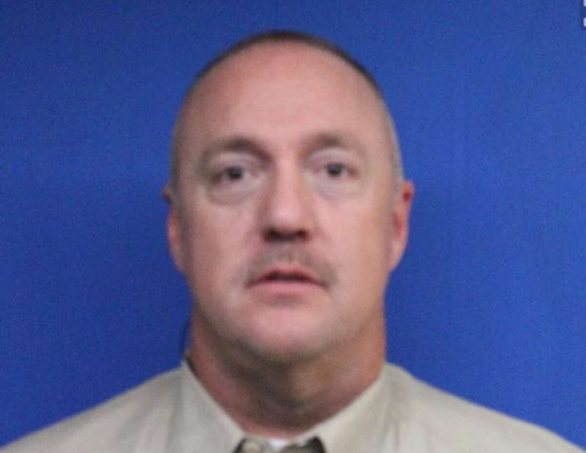 Liberty County Sheriff's Office deputy Richard Whitten was injured in a shootout with suspected gunman Pavol Vido.