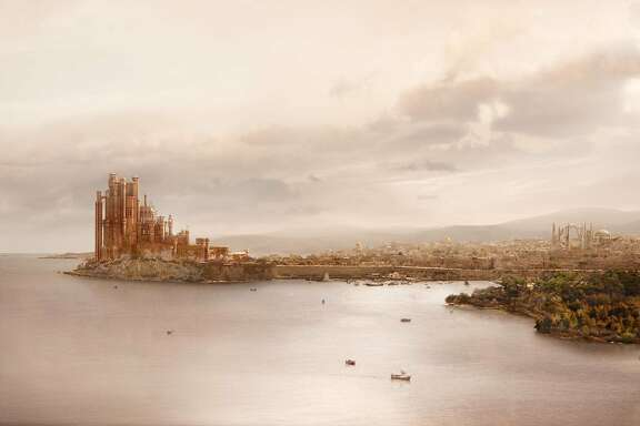 image of King's Landing from the HBO series Game of Thrones credit: HBO