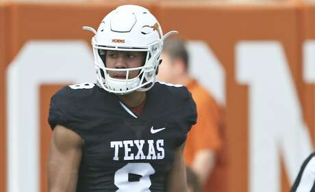 Casey Thompson, left, stayed after putting his name in the transfer database. Shane Buechele, right, left for SMU, leaving Texas with no experience on the bench behind starter Sam Ehlinger.