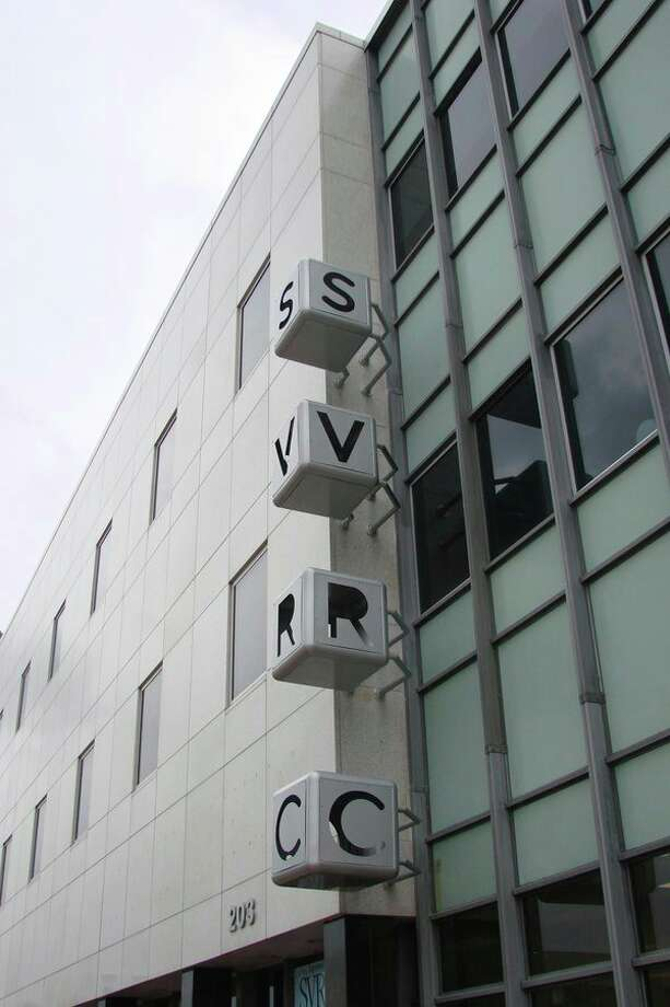 The exterior of SVRC Marketplace after renovations. (Photo provided)