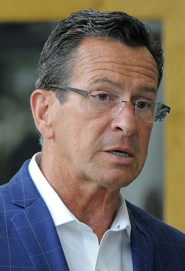 Former Gov. Dannel Malloy will lead the 30,000-student Maine university system. His appointment was announce Thursday morning. Photo: Cathy Zuraw / Hearst Connecticut Media / Stamford Advocate