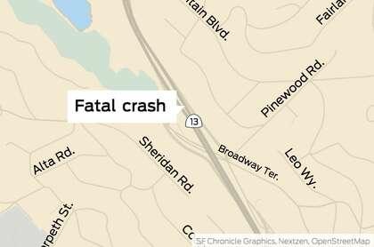 Oakland man identified as motorcyclist killed in Hwy  13