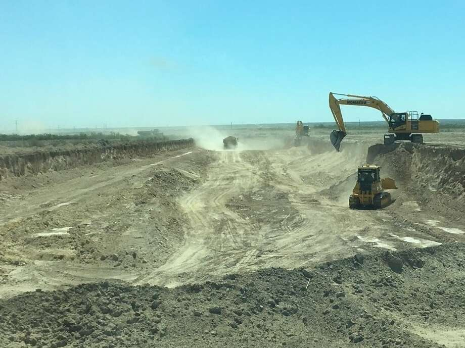 Houston oilfield waste company Milestone Environmental Services has started construction on a new landfill in one of the busiest areas of the Permian Basin. Photo: Milestone Environmental Services