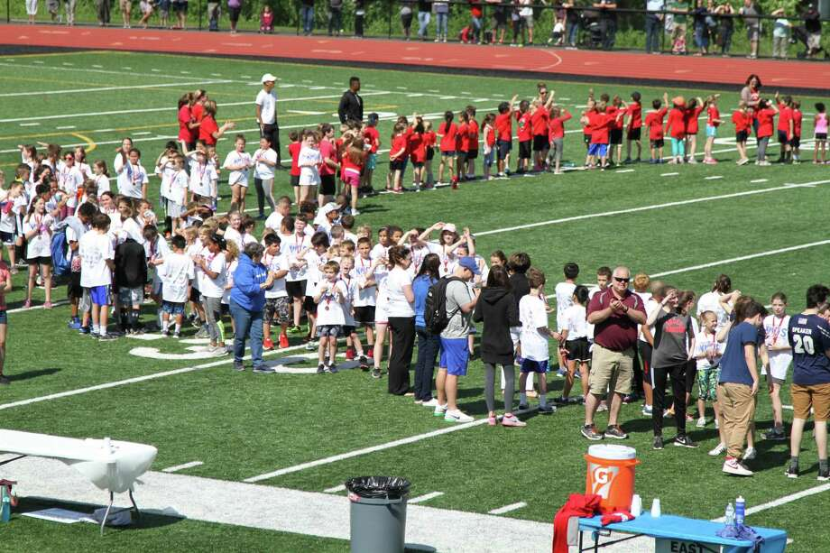 The annual Kids Marathon will be held Saturday in Litchfield. Photo: Contributed Photo / 2015