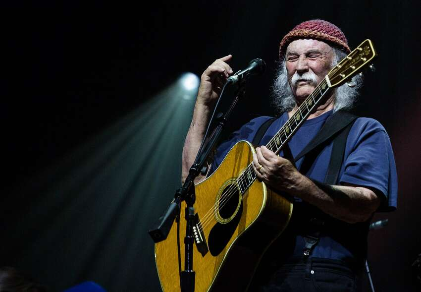David Crosby, of CSNY fame, will be performing with some