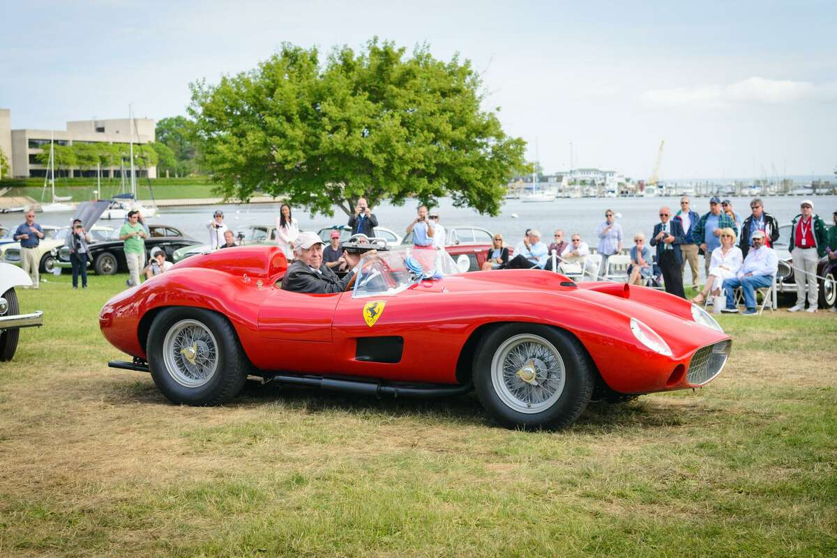 Greenwich Concours 2018
