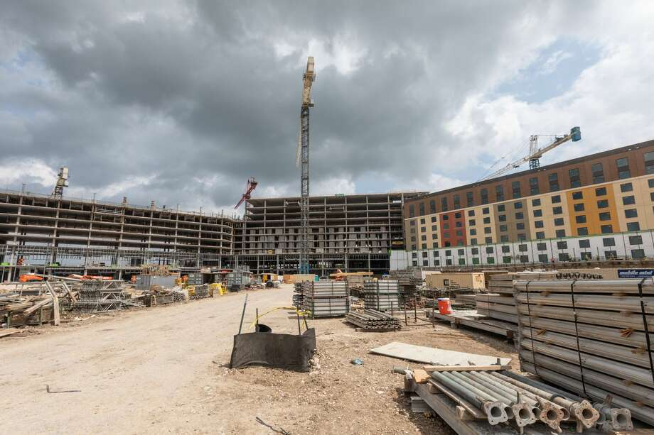 Kalahari Resorts and Conventions is building America's largest waterpark in Round Rock. Photo: Provided By Kalahari Resorts And Conventions