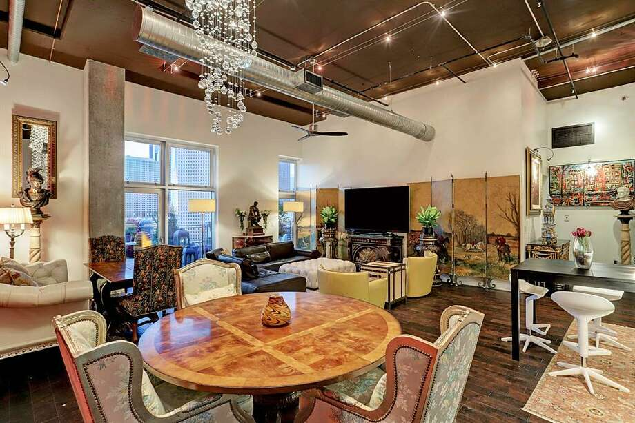 RISE Lofts2000 Bagby Street #15400, Houston / $1.3 million2,359 square feet2-3 bedroom / 2 bathroom Photo: Houston Association Of Realtors