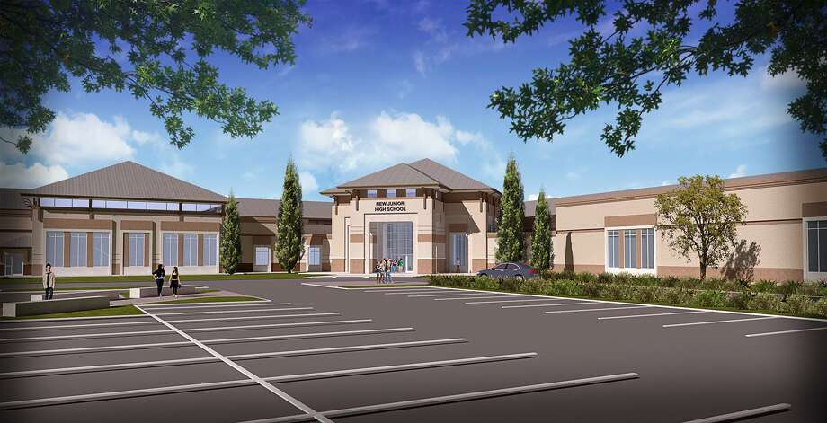 Tomball ISD will build a new junior high school that is expected to open by August 2021 at a site along the Grand Parkway and Cypress Rosehill Road. Photo: Courtesy Of PBK Architects