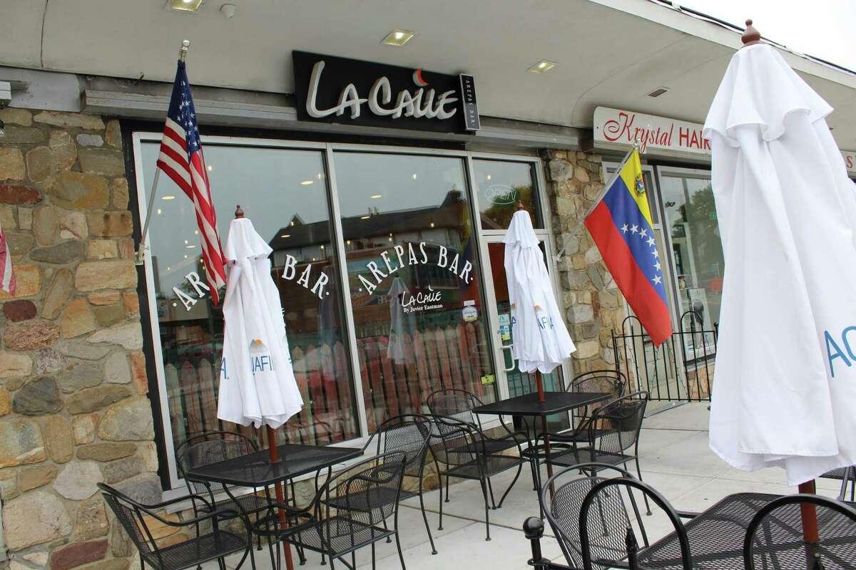 La Calle Arepas Bar La Calle Arepas Bar, Norwalk Barracuda Bistro & Bar, New Haven Crave, Ansonia