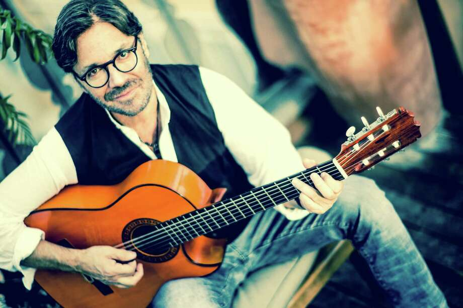 Jazz guitarist Al Di Meola is at The Ridgefield PlayhouseJune 15, with his Opus & More Acoustic US Tour. Photo: Ridgefield Playhouse / Contributed Photo