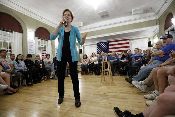 Democrats Descend On Bay Area Armed With Tech Criticism Sfchronicle Com