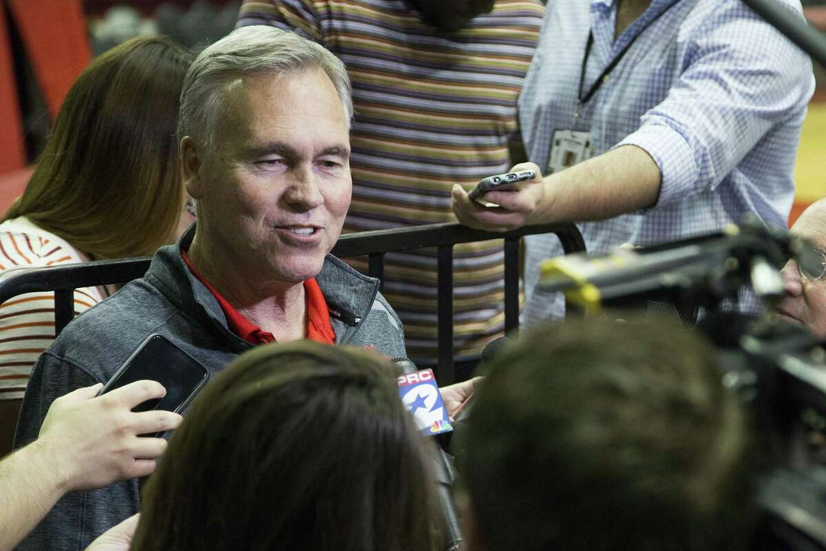 Rockets coach Mike D'Antoni will head into the final year of his contract next season after extension talks broke down.
