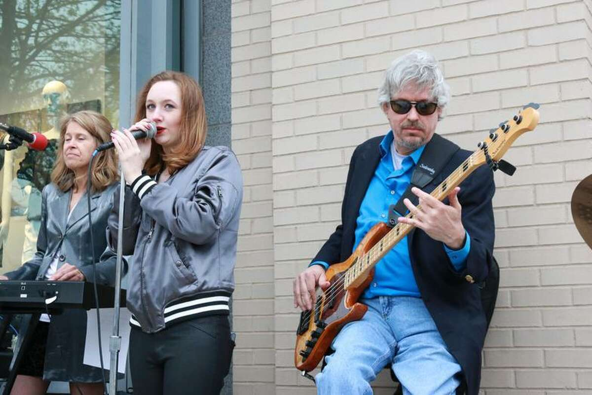 The first annual Make Music Greenwich, an outdoor festival featuring more than 10 free acts, is taking place June 21, outside the Greenwich Arts Council building on Greenwich Avenue.