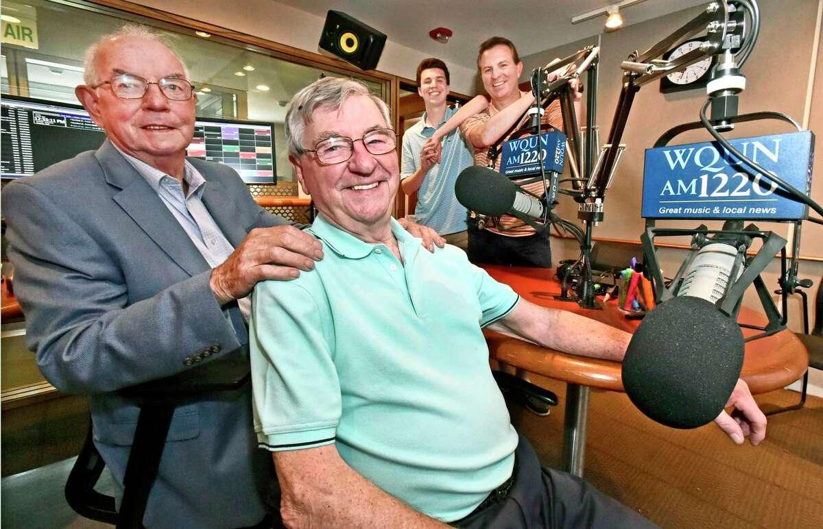 Sean Canning, 83, of Wallingford, radio host of