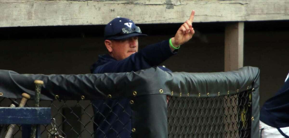 Yale assistant baseball coach Ray Guarino.
