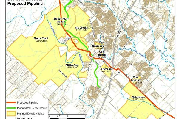 Map Of Texas Kyle.Climate Change Challenge Trumps Pipeline Risks In Texas Hill Country