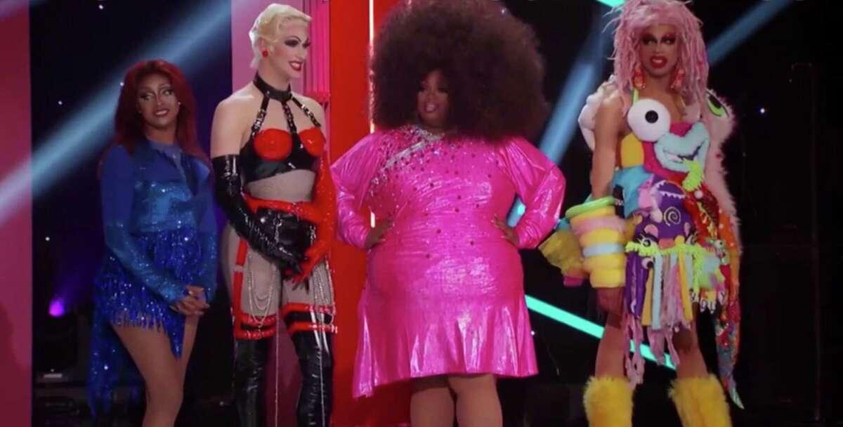 The RuPaul's Drag Race Season 11 final four.
