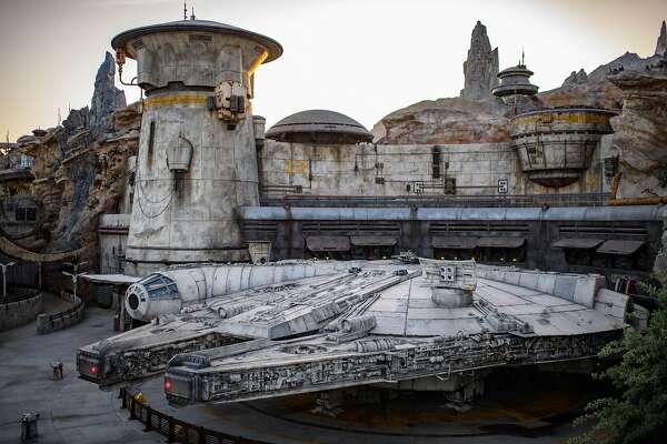 Inside Disneyland's new Star Wars theme park