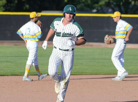 East Bay Athletic League MVP Chris Santiago hit .408 with three home runs and a team-best 38 RBI for De La Salle-Concord this season.