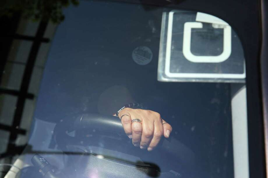 An Uber office in Providence, Rhode Island had separate bathrooms for Uber employees and drivers.