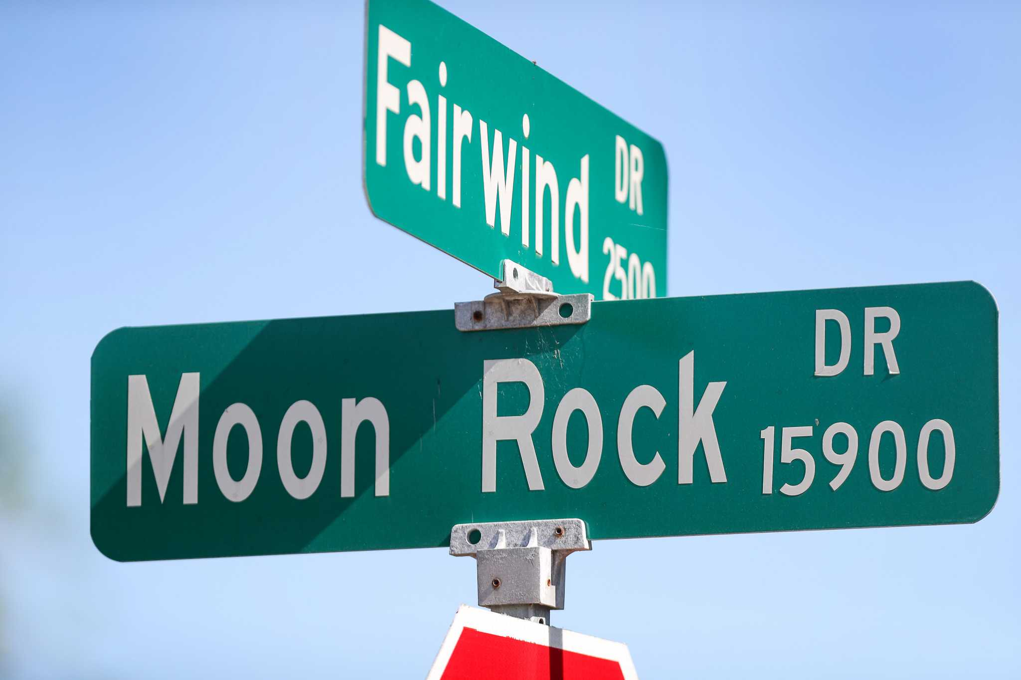 What's in a name in Houston? Lots of moon references for Space City USA