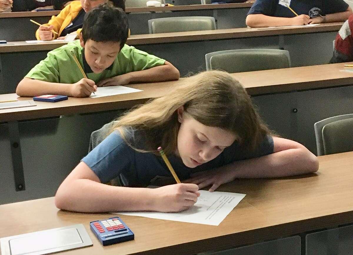 2019 Bridgeport Public Schools Math meet. May 30, 2019