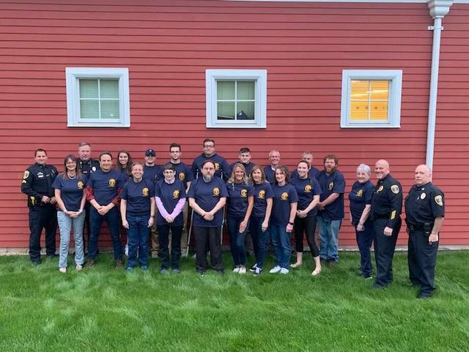 The 2019 session of the Clinton Police Citizens Academy has come to a successful conclusion, after a 10-week course with 22 residents from the town of Clinton. Photo: Contributed Photo /