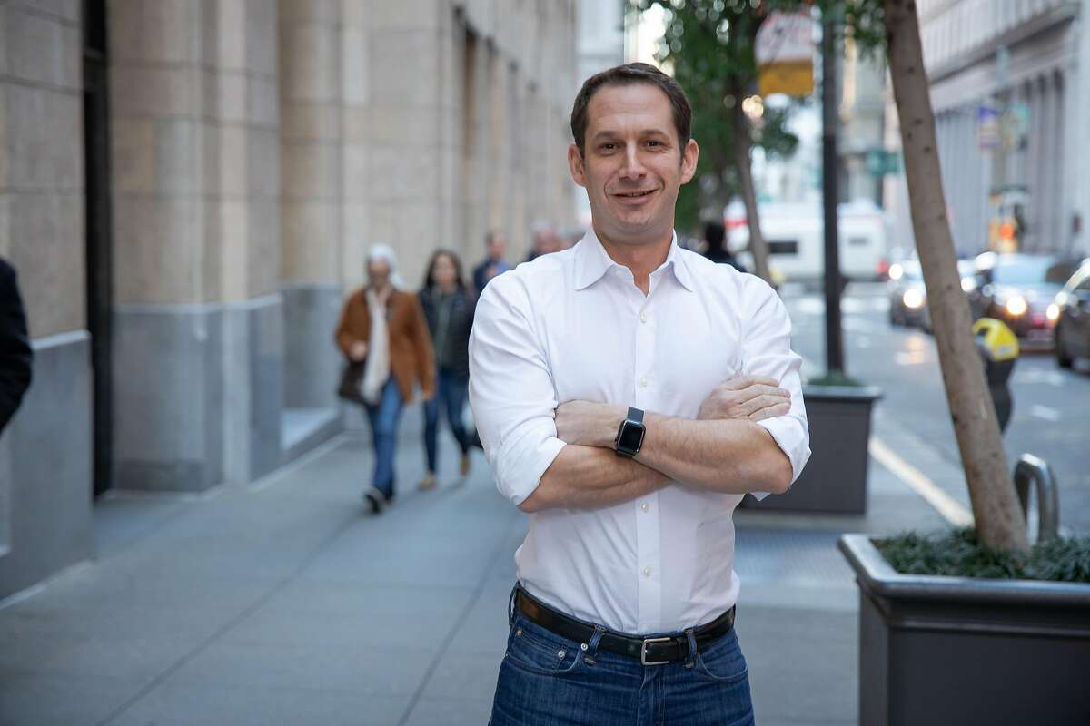 Daniel Lurie is the CEO and founder of Tipping Point.
