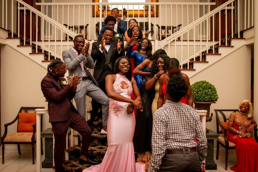 New Haven's Hillhouse High School held its prom on May 30, 2019 at the Woodwinds in Branford. Were you SEEN?
