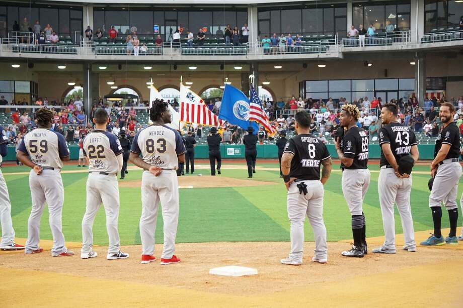 The Tecolotes Dos Laredos were originally scheduled to play their first game at Uni-Trade Stadium on Wednesday, but play is suspended indefinitely due to the coronavirus pandemic. Photo: Courtesy Of TheTecolotes Dos Laredos / File