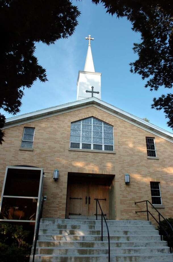 St. Nicholas Antiochian Orthdox Church in Bridgeport. Photo: Autumn Driscoll / Connecticut Post