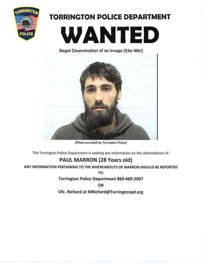 Paul Marron Photo: Contributed Photo / Torrington Police Department