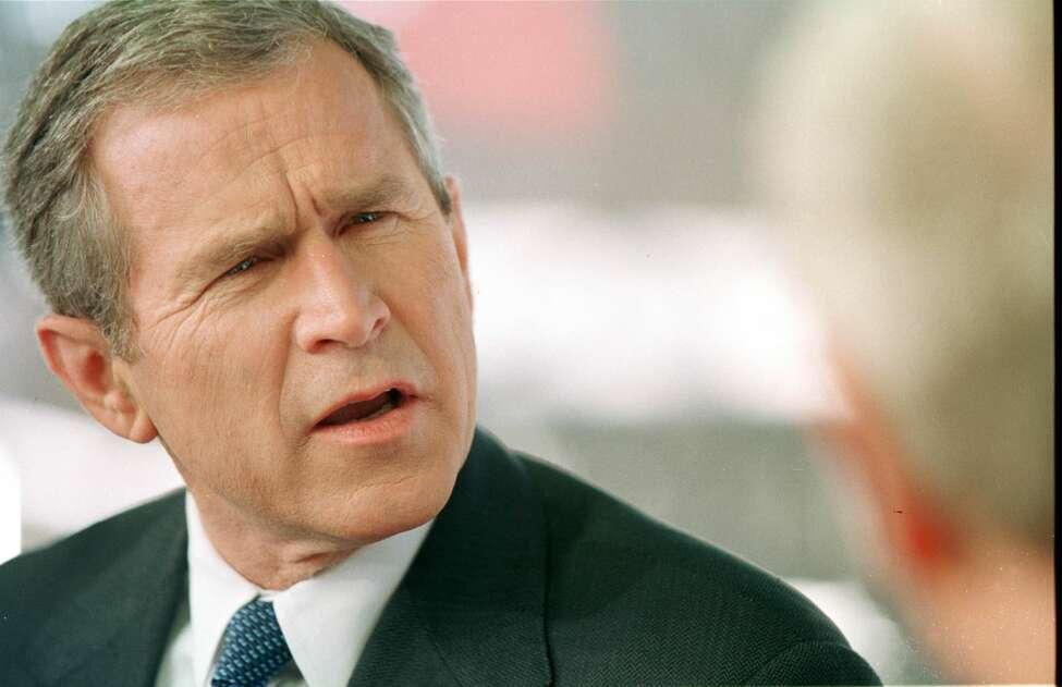 Midland would be George W. Bush