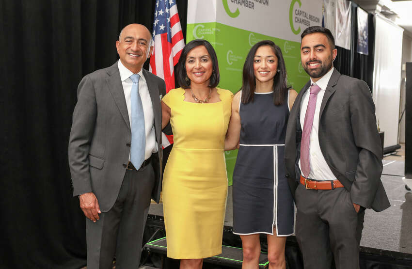 Were you Seen at the 28th Women of Excellence Awards Luncheon, presented by the Capital Region Chamber's Women's Business Council, at the Albany Marriott in Colonie on May 30, 2019?