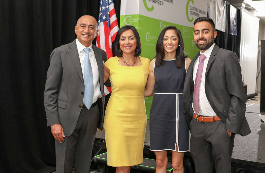 Were you Seen at the 28th Women of Excellence Awards Luncheon, presented by the Capital Region Chamber's Women's Business Council, at the Albany Marriott in Colonie on May 30, 2019? Photo: Denis J. Nally Photography