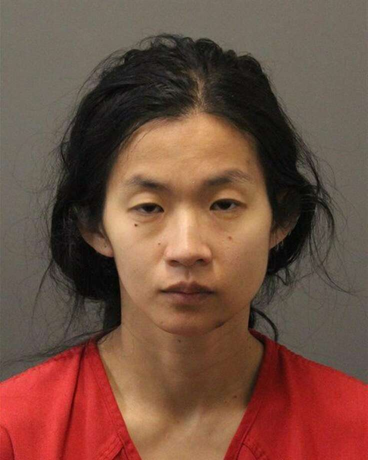 Stephanie Ching and Doulgas Lomas have been detained in Loudoun Adult Detention Center in Leesburg, Va., since they were booked around 1 a.m. May 23. Photo: Loudoun County, Virginia, Sheriff's Office
