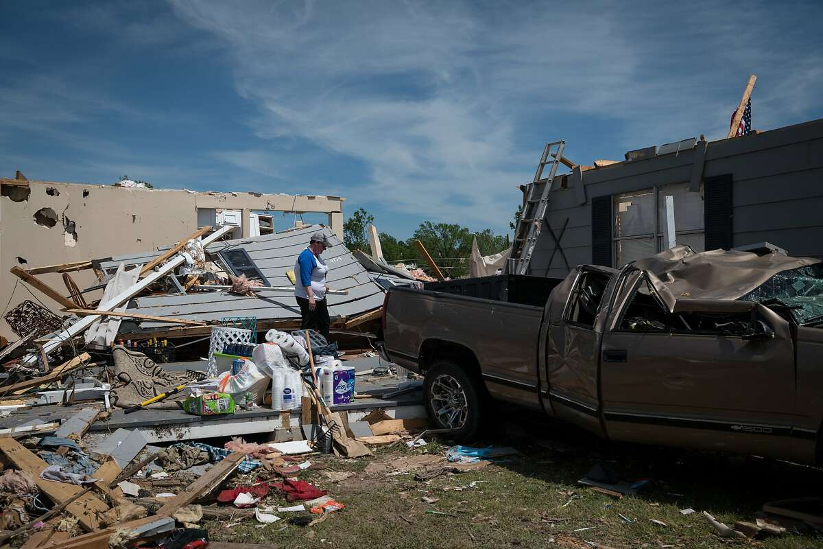 Natural disaster relief In House Bill 49, homeowners affected by property damage after a natural disaster may get some relief from ad valorem taxes of the appraised value of the damaged home. The area has to have been declared by the governor a disaster territory and be at least 15 percent damaged by the disaster. >>> Click through the gallery to see some of the major Texas laws that will go into effect starting in the New Year.