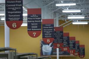 H-E-B claims around 60 percent of the market share in South Texas, which encompasses the Alamo City as well as Austin, Waco, Laredo, Corpus Christi, McAllen and Brownsville, according to the Shelby Report.