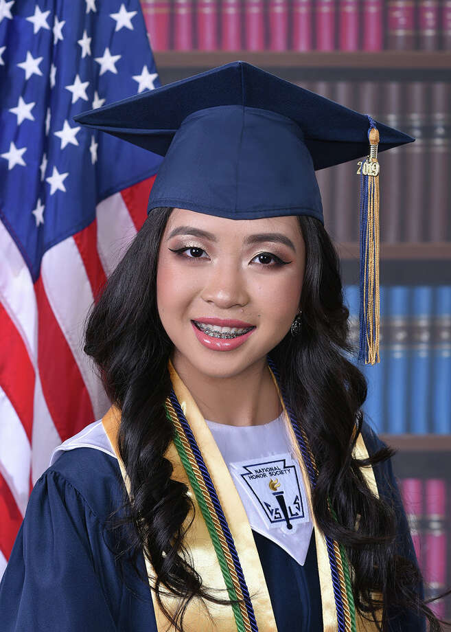 John B. Alexander High School Valedictorian: Mary Joy Li-Ann Patricio, bachelor's degree in Nursing Photo: Courtesy Photo / PeterPanStudio,102 W Calton,Laredo TX,78041,9567234642